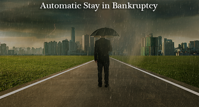 Automatic Stay in Bankruptcy