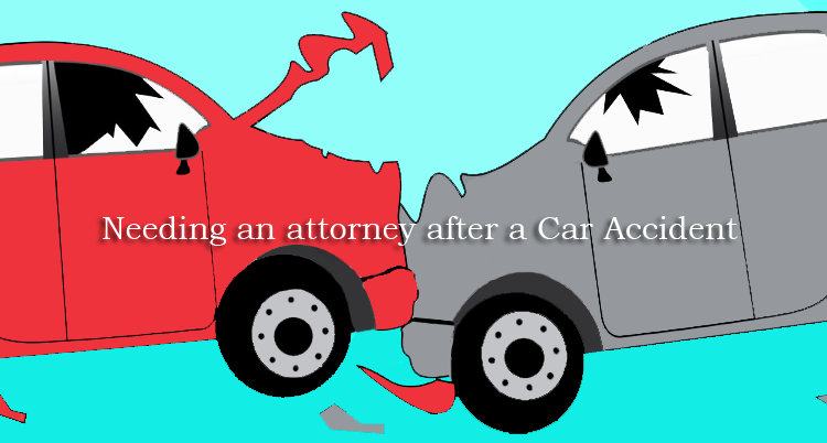 Attorney after injury