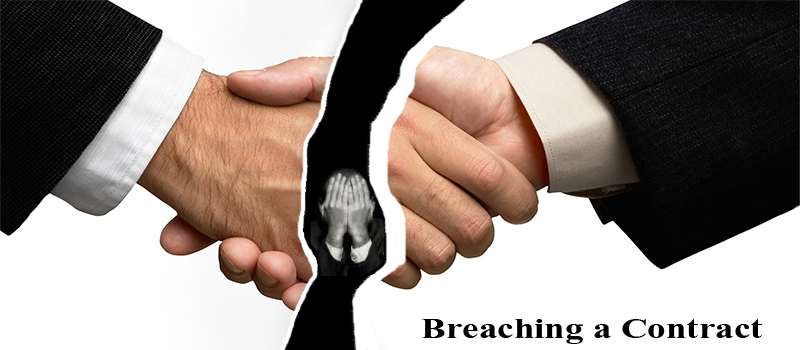 Breaching Contracts