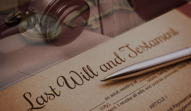 wills and trusts legal services
