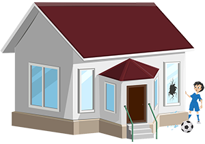 Problem 5: Damages caused by neighbors