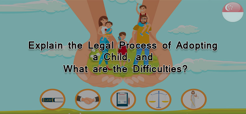 Explain the Adoption process, and what are the difficulties?